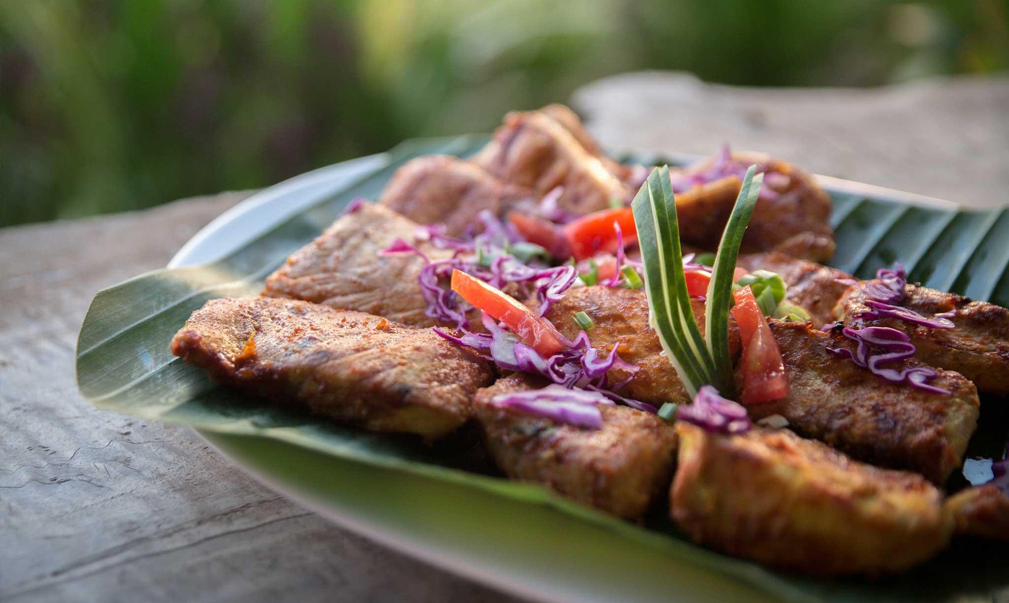 Mahi Mahi Food 3