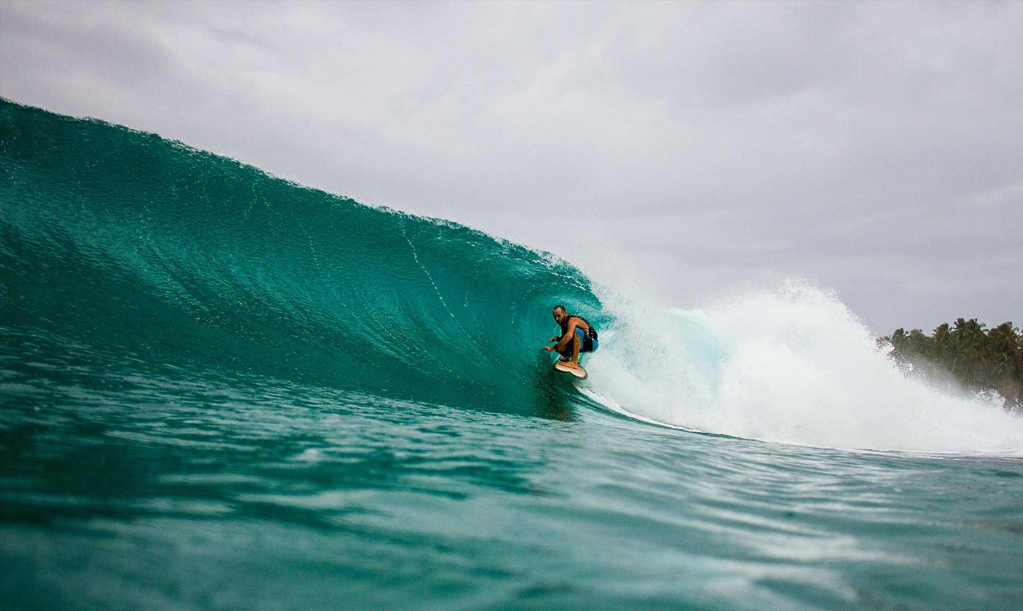 Mahi Mahi Waves 20