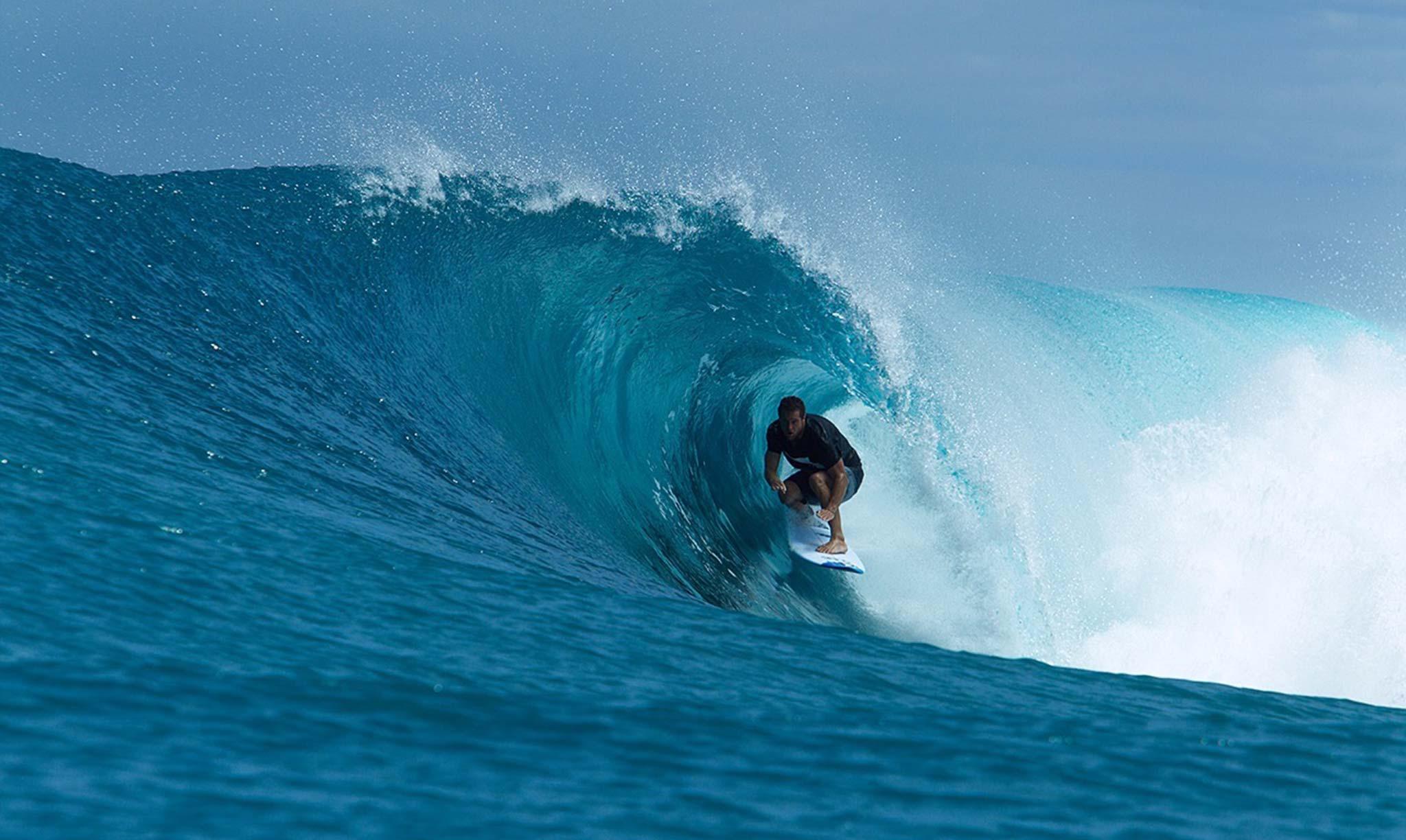 Mahi Mahi Waves 30