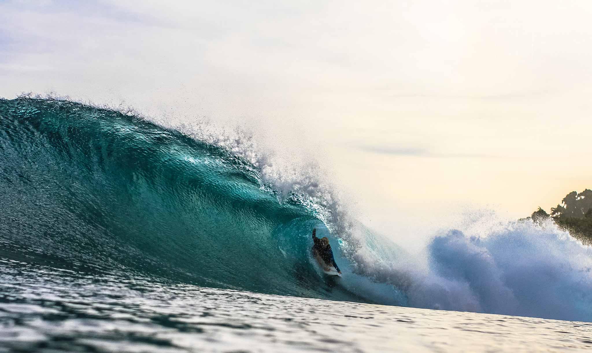 Mahi Mahi Waves 35