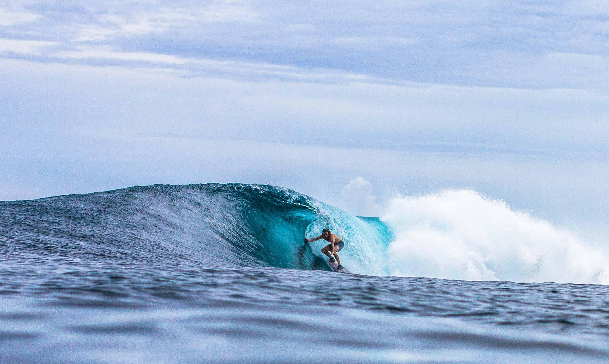 Mahi Mahi Waves 36